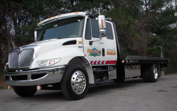 Md carrier wrecker maryland tow truck dealer autos post for Smith motor company wv